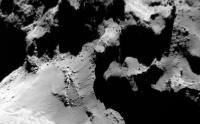 Bouncing Boulder on Comet 67P/C-G