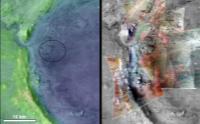 Jezero Crater's Ancient Lakeshore and Minerals