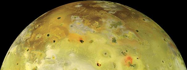 Jupiters Moon Io