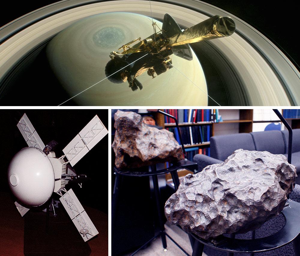 Top Panel Image Courtesy NASA/JPL-Caltech